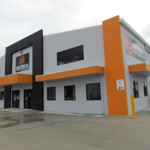 MM Electrical Industrial Building Construction Rockhampton