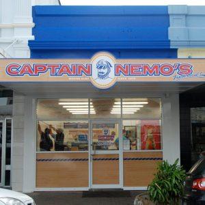 Captain Nemos Commercial Building Construction Rockhampton