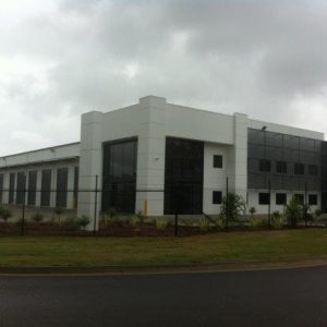 PERMC Property Trust Industrial Building Construction Rockhampton