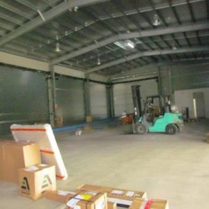 Industrial Depot Construction